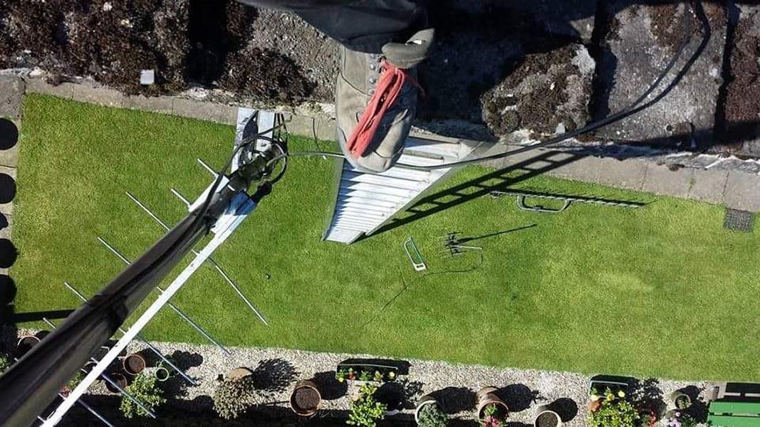 Aerial-Services Huddersfield Gallery