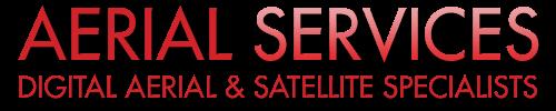 Aerial Services Huddersfield Logo