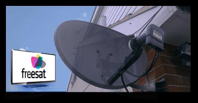 freesat installation services