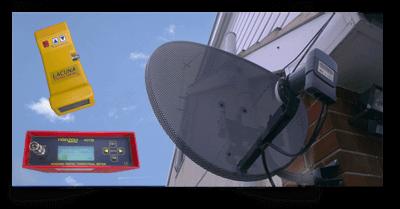 Satellite Metering
